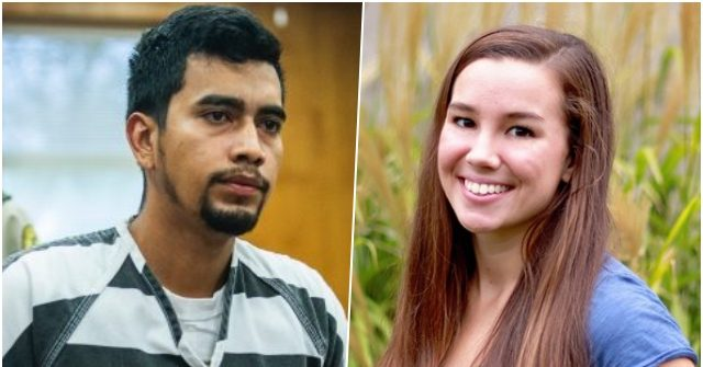 Illegal Alien Accused of Killing Mollie Tibbetts Claims 'Rights' Were Violated