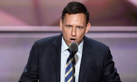 Peter Thiel Slams Google for Sharing AI Technology with China | Breitbart