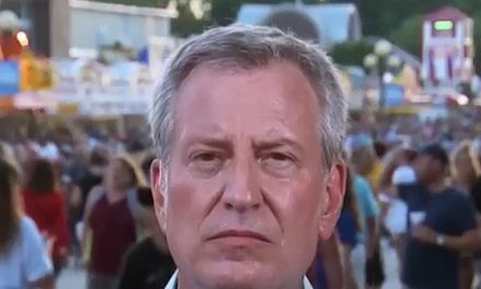 Bill de Blasio on Epstein Autopsy: 'Not Confident at All in the Justice Department on Many Levels'   Breitbart