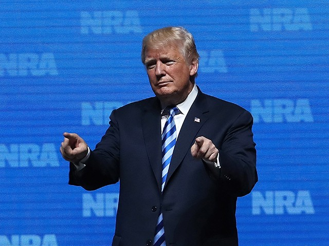 NRA Warns Trump and McConnell Against Gun Control