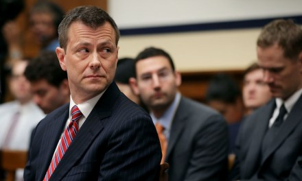 Agent Peter Strzok says he was fired from the FBI unfairly and is now suing to be reinstated