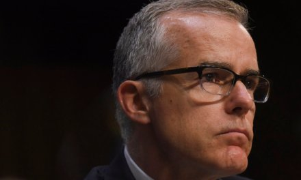 Former FBI Deputy Director McCabe sues over firing 'so he can retire in good standing'