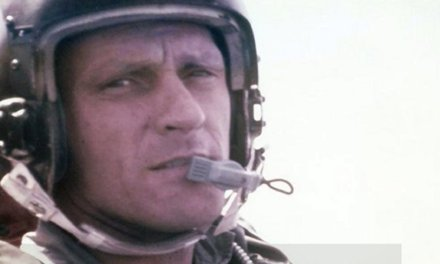 The remains of an American hero were finally flown home from Vietnam this week. His son was the pilot.