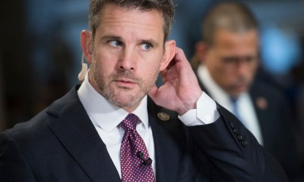 Rep. Adam Kinzinger calls on Facebook to crack down on 'romance scams' after women were allegedly tricked into thinking they were talking to him
