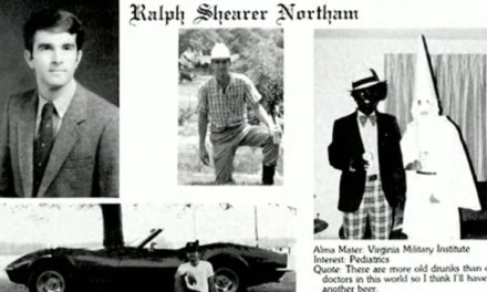 Ralph Northam preaches against racism, is quickly reminded of his blackface fiasco