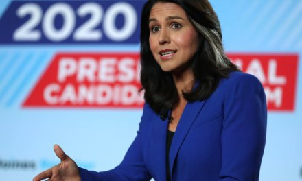 Tulsi Gabbard is leaving the campaign trail to go on active duty military service