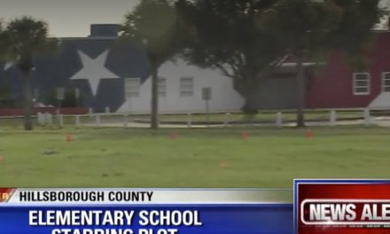 Florida man reportedly plans to kill elementary school students — because of the school's 'obnoxious pride in America'