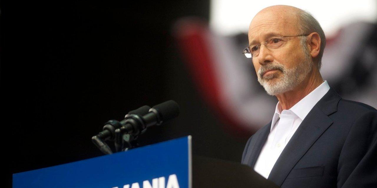 Pennsylvania governor announces 'sweeping' executive order on gun control