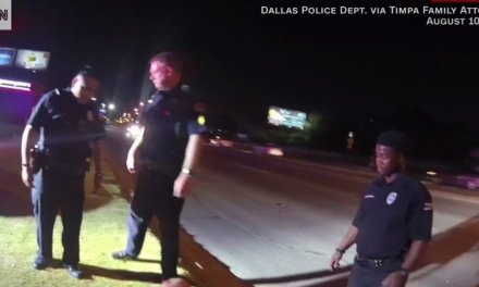 Bodycam footage shows Dallas cops joking over man who died in their custody: 'Hope I didn't kill him'