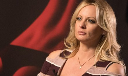 Five Ohio police officers face disciplinary action over Stormy Daniels strip club arrest