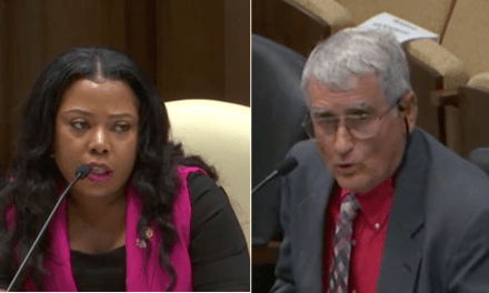 Tennessee lawmaker grills Republican who claimed to remember being born while arguing for abortion law