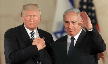 Trump: U.S. Likely Waiting Until After Israeli Elections for Peace Plan