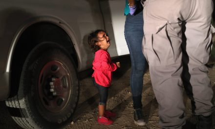 Dem Rep. Al Green Uses Debunked Child Separation Photo In Impeachment Speech