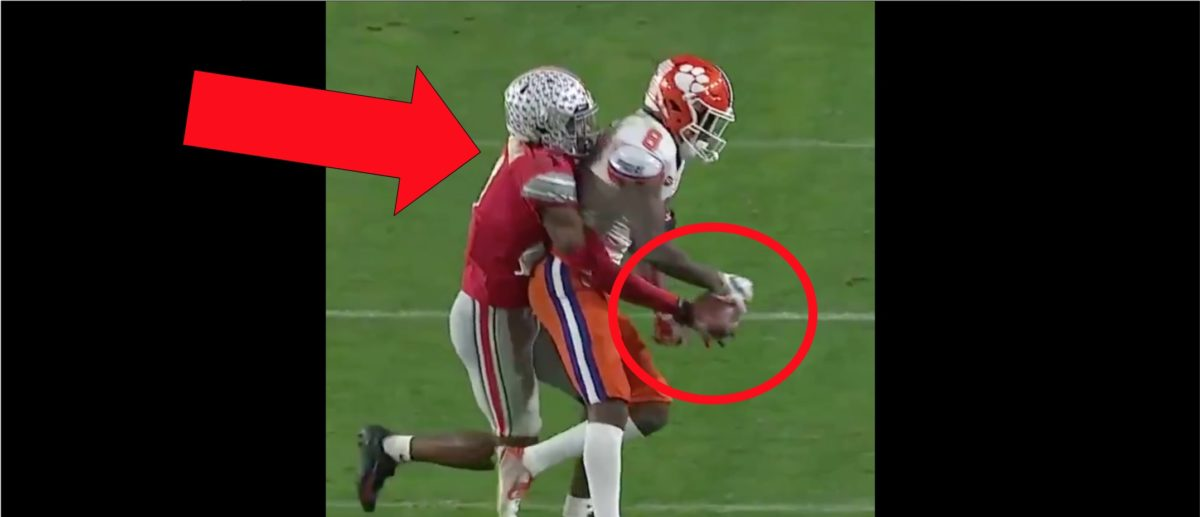 Ohio State Athletic Director Gene Smith Rips Officials After Losing To Clemson