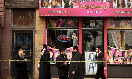 BENKOF: The Media Can't Keep Ignoring The Racial Element Of The New York Pogrom
