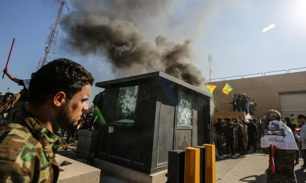 Protesters Break Into US Embassy In Baghdad Following American Airstrikes, Gunshots Reportedly Heard