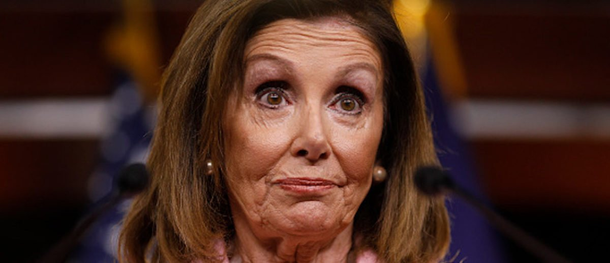 FACT CHECK: Did Nancy Pelosi Say, 'It Is Dangerous To Let The Voters Decide Trump's Fate'?