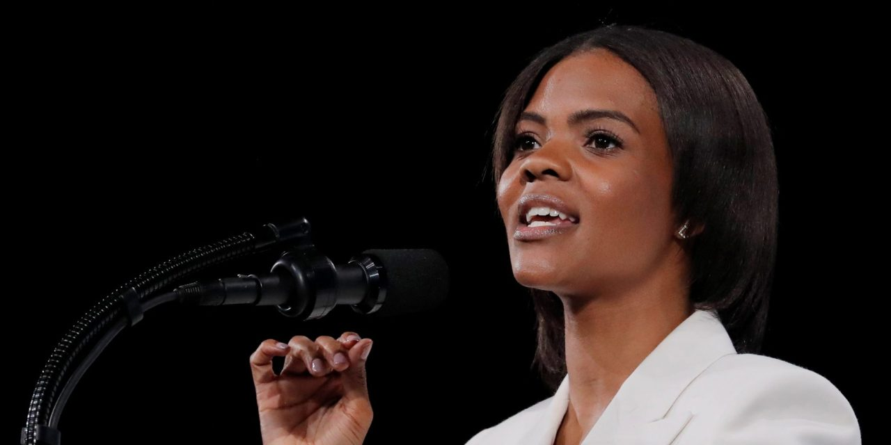 Podcast Scraps Candace Owens Because She Scares Trans People With Her Views On Childbirth