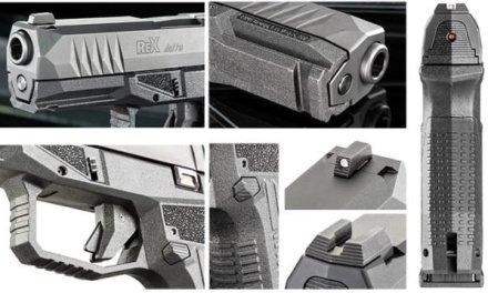 Gun Test: Arex Rex Delta