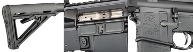 Gun Test: Barnes Precision Machine CQB/MOE Carbine
