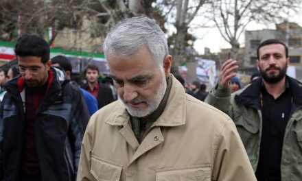 REP. MARSHALL: Trump Was Damn Right To Kill Soleimani
