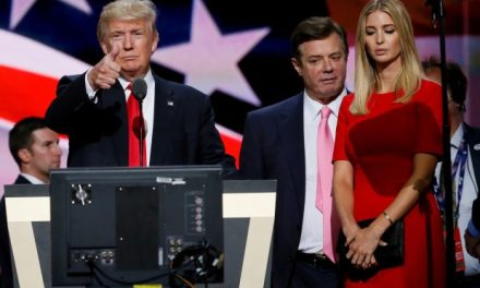 Mueller Notes Reveal Paul Manafort's Thoughts About A Potential Trump Pardon
