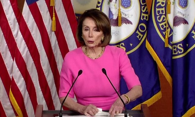 Pelosi Says She Will Arrest Any Congressperson Caught With Copy Of The Constitution