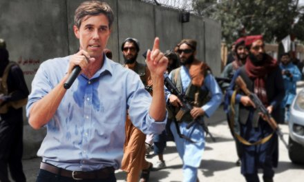 Babylon Bee SATIRE is the BEST: White House Sends Beto to Help Taliban Confiscate Afghans' Weapons 🔥