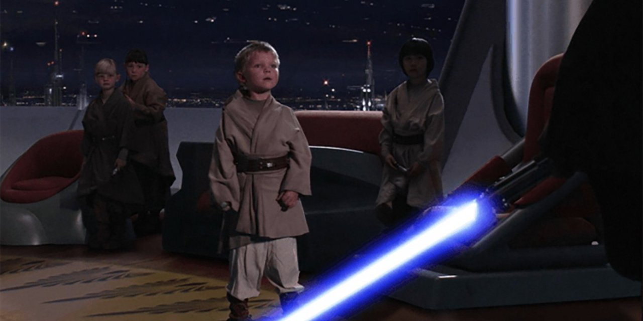 Anakin Skywalker Hired By Planned Parenthood For His Speed And Efficiency Taking Care Of The Younglings