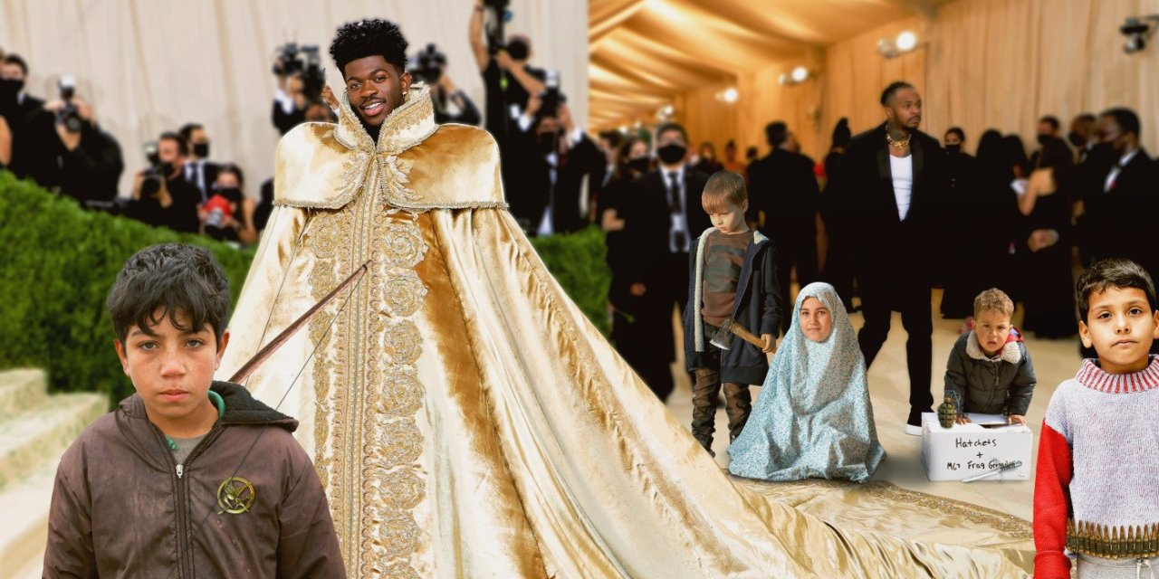 Touching: Celebrities Invite Migrant Children To Met Gala To Participate In Hunger Games Tournament