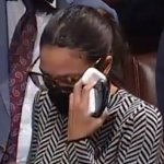 AOC Weeps After Learning That Voting 'Present' Doesn't Mean She Gets Presents