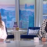 COVID Approval Rating Skyrockets After Briefly Interrupting 'The View'