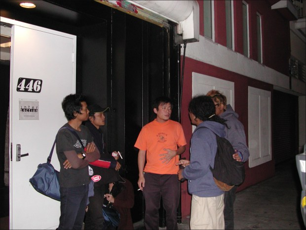 Apotik Komik with Kevin Chen, Program Director, Intersection for the Arts, San Francisco, CA, 2003