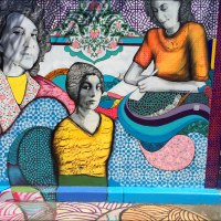 In Memory Of Forough Farrokhzad, Simin Behbahani, and Simin Daneshvar