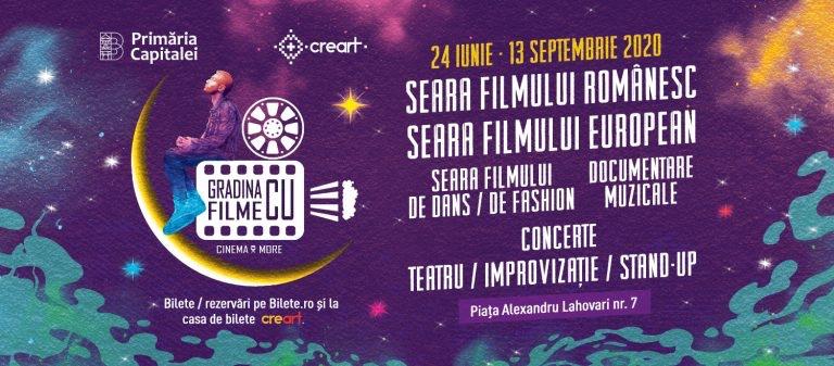 Septembrie la Grădina cu Filme ...