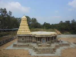 vishnu temple talakadu india