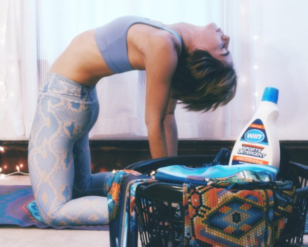 WIN detergent for Yogis!