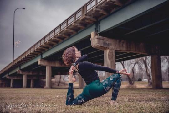 Onzie Clarissa Mae Yoga