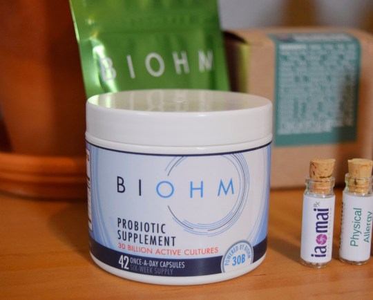7 Tips for Surviving Allergy Season - BIOHM Probiotics, BIOHM Super Greens