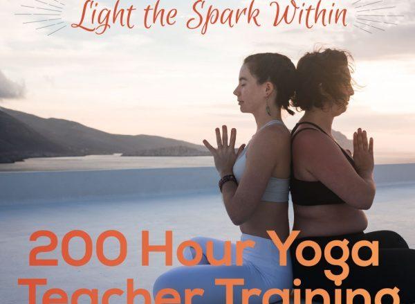 Light the Spark Within 200 hr Yoga Teacher Training Spearfish South Dakota
