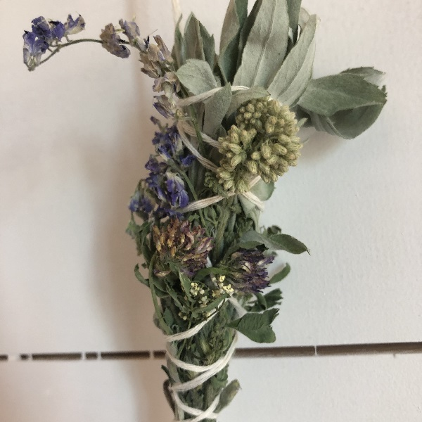 Black Hills Sage and Wildflower Smudge Bundle