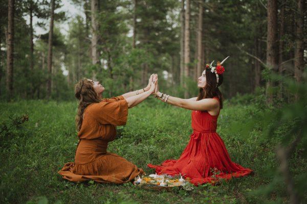 Goddess Activation Clarissa Mae Yoga