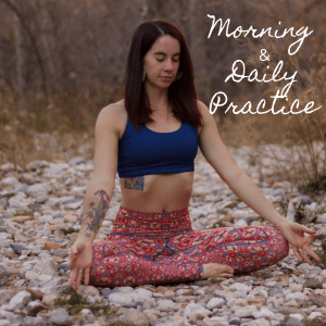 Morning and Daily Practice On-Demand Yoga Class with Clarissa Mae Yoga