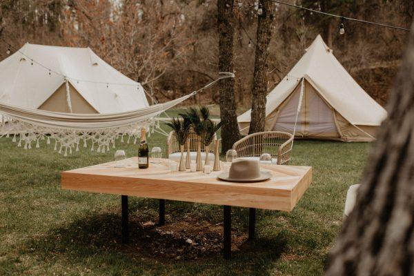 Awakened Women's Retreat, Clarissa Mae Yoga, Sheridan Lake, Beneath the Pines