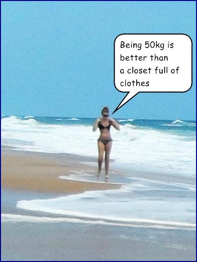 50 kg girl