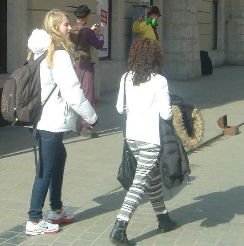 Czech student girls