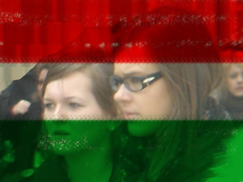 Hungarian girls