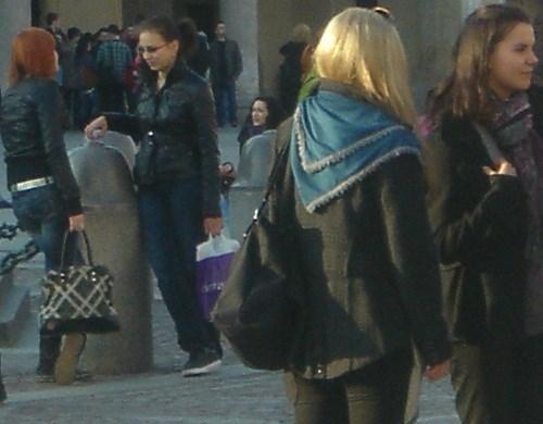 Polish ladies in Europe