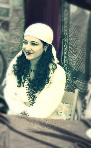 Turkish girl picture