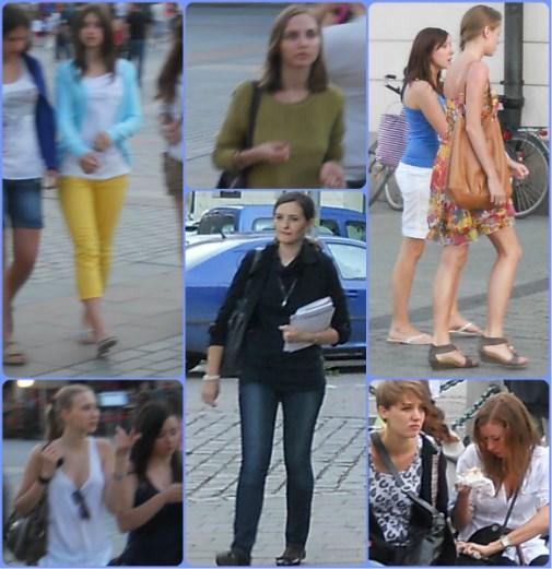 Warsaw girls